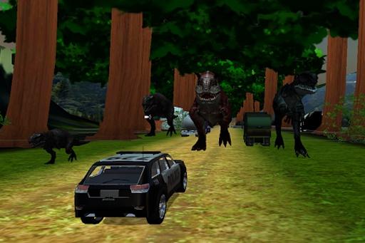 侏罗纪世界3D赛车截图3