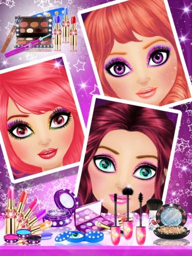 皇家娃娃时尚化妆截图5
