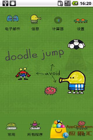 YOO主题-涂鸦跳跳跳 工具 App-癮科技App