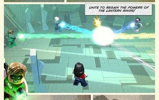乐高蝙蝠侠3:飞越高谭市截图1