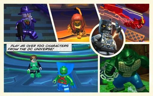 乐高蝙蝠侠3:飞越高谭市截图2