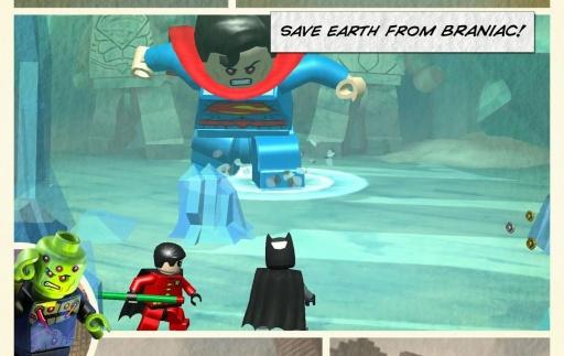 乐高蝙蝠侠3:飞越高谭市截图3