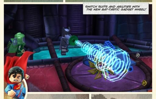 乐高蝙蝠侠3:飞越高谭市截图4