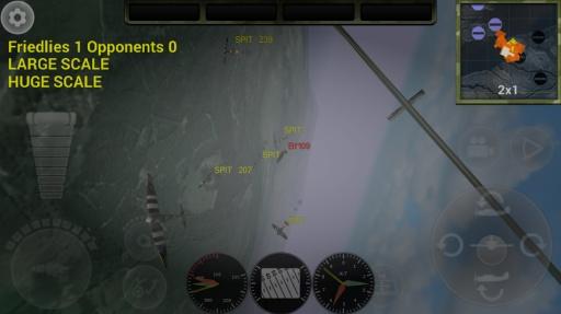 战斗之翼2截图1