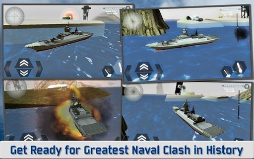 现代海军战舰:世界大战
