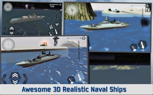 现代海军战舰:世界大战截图1