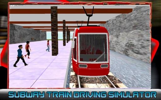 地铁列车驾驶模拟器截图4