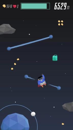 汤姆上校的太空冒险截图4
