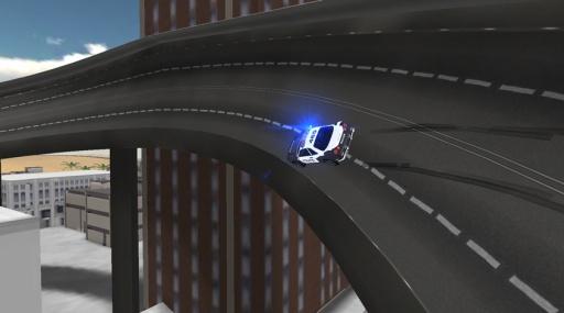Police Car Driving Simulator截图0