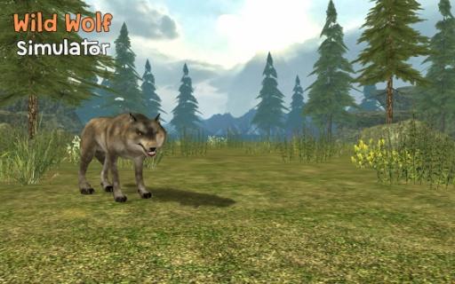 野狼模拟器3D截图2