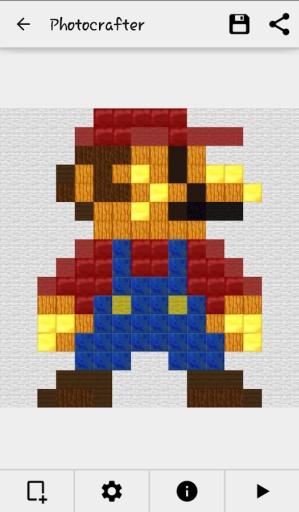 Photocrafter-art in Minecraft截图2
