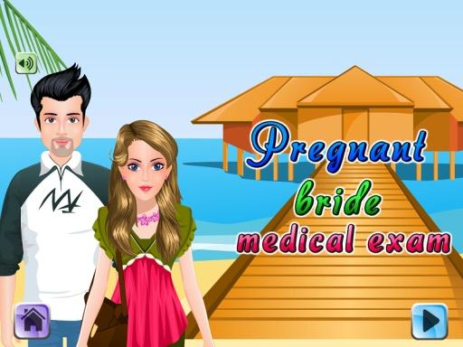 怀孕新娘医生游戏