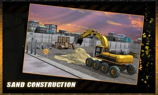 拖拉机沙运输车疯狂截图3