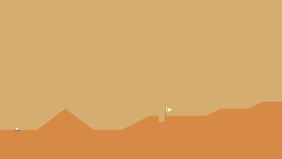 沙漠高尔夫