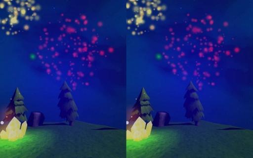 虚拟现实烟火:VR截图2