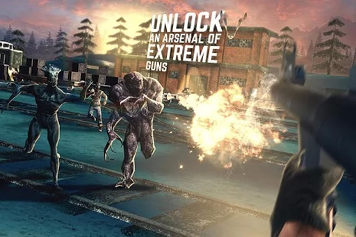 Zombie: Best Free Shooter Game截图2