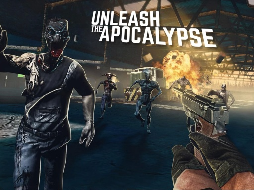 Zombie: Best Free Shooter Game截图3