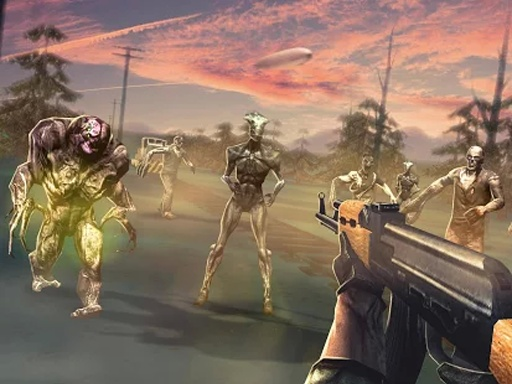 Zombie: Best Free Shooter Game截图5
