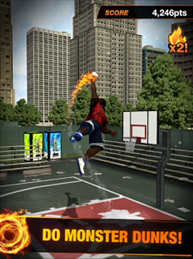 Baller Legends截图4