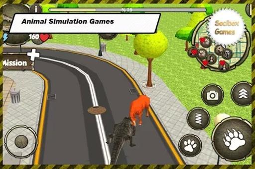 野生鳄鱼模拟器截图4