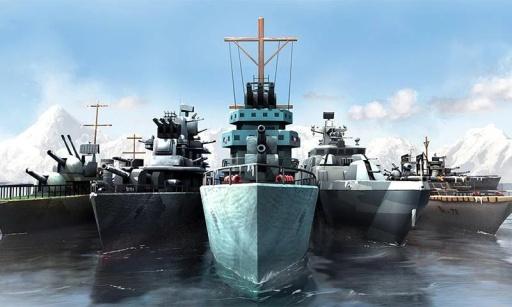 海军之怒:军舰截图4
