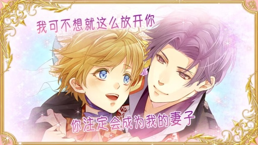 灰姑娘与玫瑰◆和美男贵族的契约婚姻?!背德之爱◆恋爱模拟游戏
