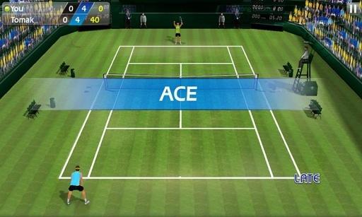 指尖网球截图3