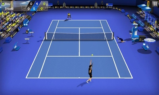 指尖网球截图4