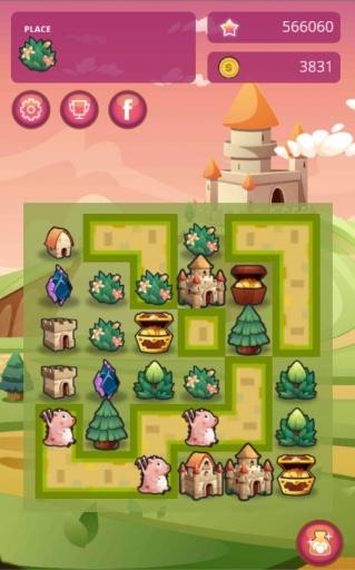梦幻城堡传奇截图1