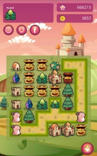 梦幻城堡传奇截图3