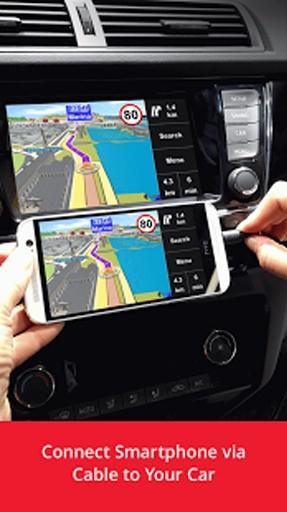 Sygic Car Navigation截图0