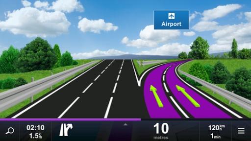 Sygic Car Navigation截图1