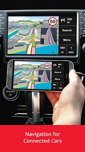 Sygic Car Navigation截图4