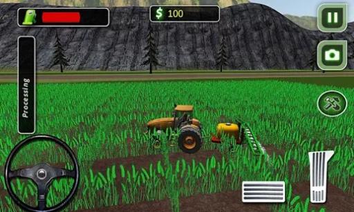 拖拉机农民模拟器2016年