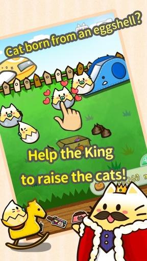 蛋壳猫养成计划: 一起来养育猫咪吧!