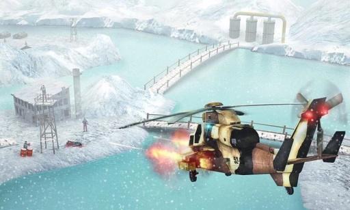 现代直升机战斗截图1