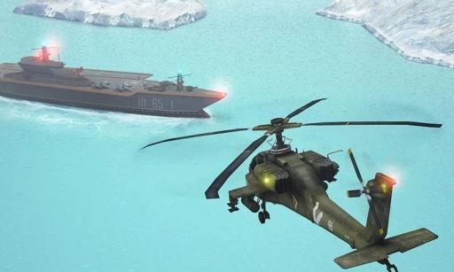 现代直升机战斗截图2