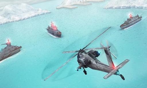 现代直升机战斗截图4
