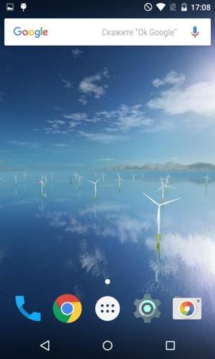 风力发电机动态桌面:Coastal截图1