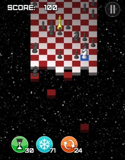 棋盘狂奔:Chess