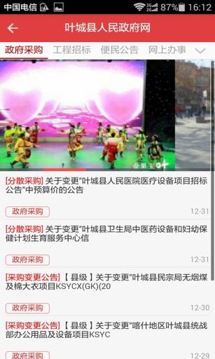 叶城政务截图1
