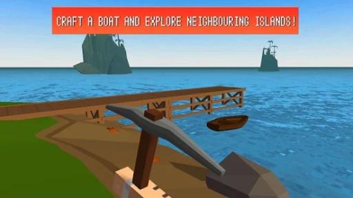 像素岛: 生存截图0