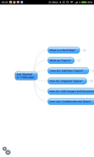 Mindjet Maps思维导图软件截图2