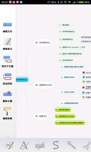 Mindjet Maps思维导图软件截图3