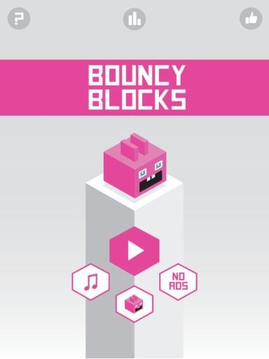 跳跃砖块 去广告版截图0