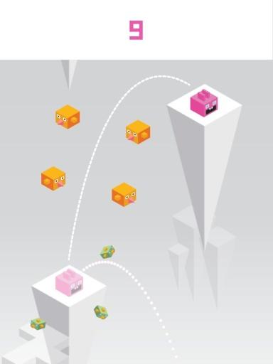 跳跃砖块 去广告版截图3
