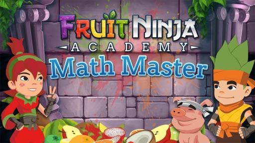 水果忍者学堂:算数大师 Fruit Ninja:截图0
