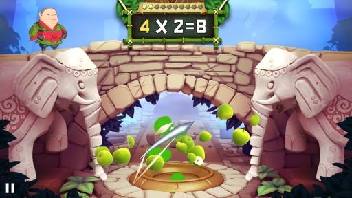 水果忍者学堂:算数大师 Fruit Ninja:截图2