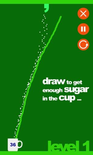 砂糖游戏截图1