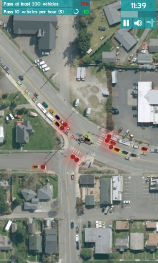 Traffic Lanes 2截图2